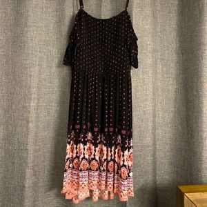 Summer dress (hardly worn)